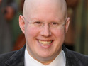 The Little Britain star will play a fanboy on Community