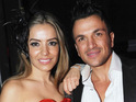 Peter Andre says that he never let his children see him in bed with Elen Rivas.