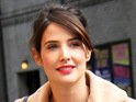 Cobie Smulders teases that Robin will pine for Barney in How I Met Your Mother.