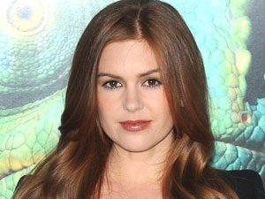 Isla Fisher at the 'Rango' photocall, hweld at Claridges, London