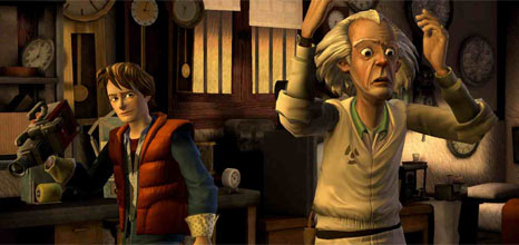 Gaming Review: Back To The Future Episodes 1 & 2