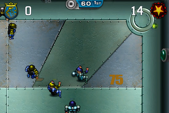 Gaming Review: Speedball 2 Evolution