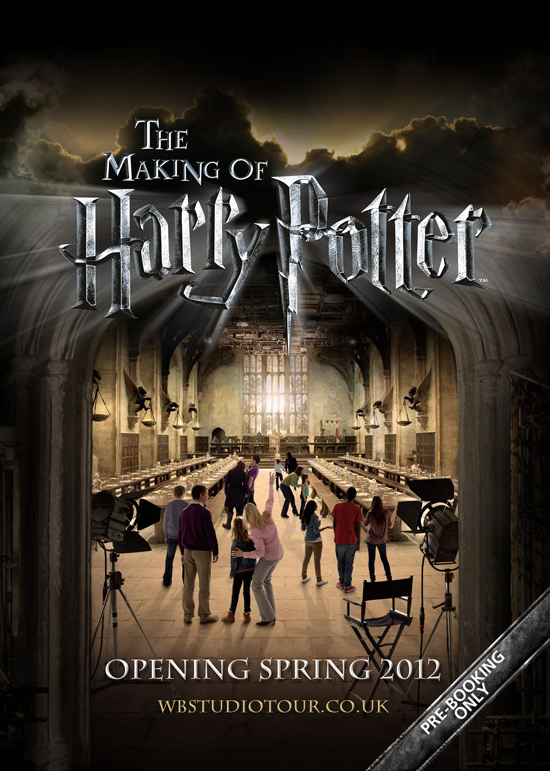 Harry Potter tour poster