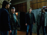 Supernatural S06E16 - Boby, Rufus, Sam and Dean