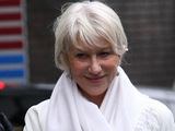 Helen Mirren at the ITV Studios in London