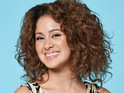 Karen Rodriguez says that having Jennifer Lopez's support on American Idol was monumental.