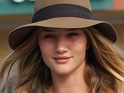 Transformers: Dark Of The Moon star Rosie Huntington-Whiteley praises the film's cast and crew.