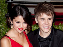 Selena Gomez states that she is keeping an open mind about working with rumored lover Justin Bieber.