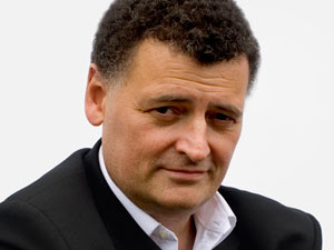 Steven Moffat, lead writer and Executive Producer for Doctor Who
