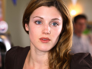 Lucy Griffiths as Bethan in &#39;U Be Dead&#39;
