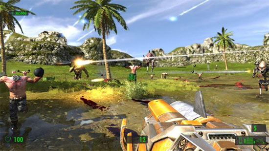 Gaming Review: Serious Sam HD First and Second Encounter