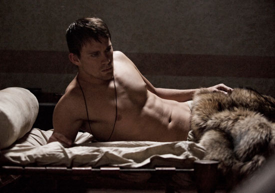 Channing Tatum in 'Eagle of the Ninth'