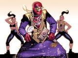 Deadpool face 'Fear Itself'