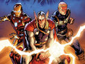 Marvel Comics teases the reveal of a team called The Mighty who will appear in Fear Itself.