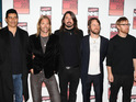 Dave Grohl's men scoop the 'Band of the Year' prize at the Classic Rock Awards.