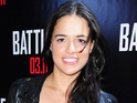 Michelle Rodriguez says that she often has to fight to make sure the film roles she plays aren't clichéd.