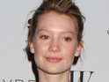 Mia Wasikowska says that acting felt like a better fit to her than dancing.