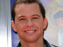 Jon Cryer pokes fun at the events surrounding his sitcom Two and a Half Men at the Comedy Awards.