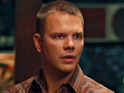 True Blood star Jim Parrack hints that fans will start to see a darker side of Hoyt in future episodes.