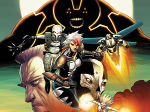Thunderbolts joins Fear Itself
