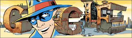 Will Eisner Google Doodle