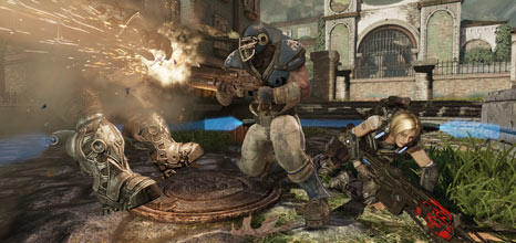 Gaming Preview: Gears Of War 3 Multiplayer