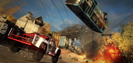 Gaming Review: MotorStorm Apocalypse