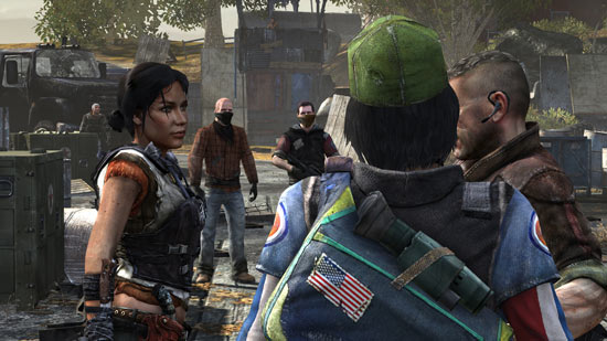 Gaming Review: Homefront