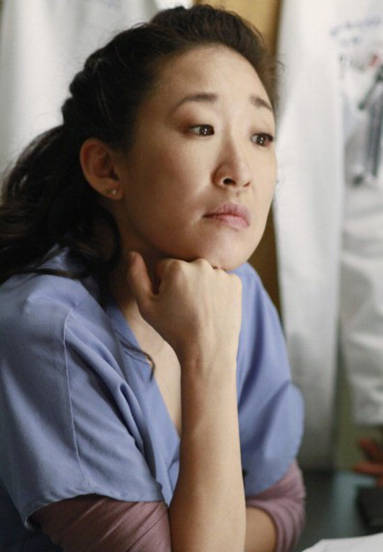 Grey's Anatomy S07E17 'This Is How We Do It': Christina Yang