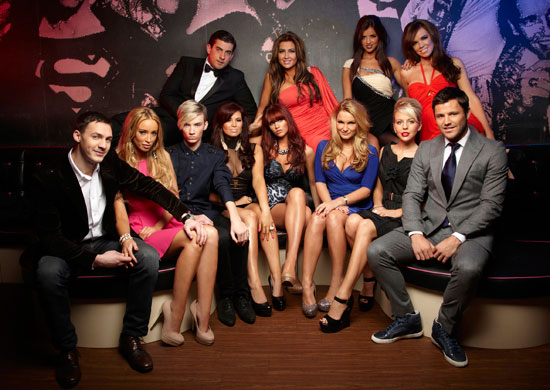 The Only Way Is Essex - Season One movie