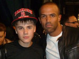 Justin Bieber and Craig David