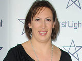 Miranda Hart attends the First Light Awards held at Odeon Leicester Square