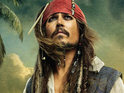 The fourth film in the Pirates of the Caribbean series opens to the highest US box office of 2011.