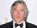 Robert De Niro testifies against an art gallery director accused of stealing from his late father.