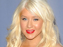 Christina Aguilera says that she would love to work with The Voice co-star Cee-Lo Green.