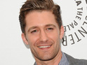 Glee star Matthew Morrison reveals that he will join the Backstreet Boys on their upcoming tour.