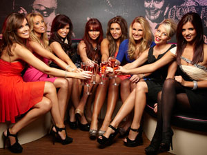 The Only Way is Essex S02 Cast: The Girls
