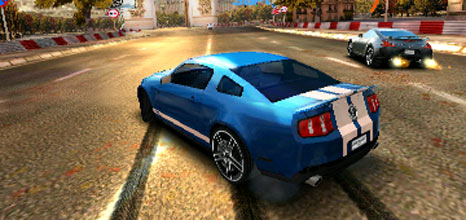 Gaming Review: Asphalt 3D