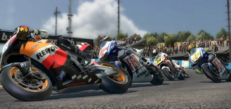 Gaming Review: Moto GP 10/11