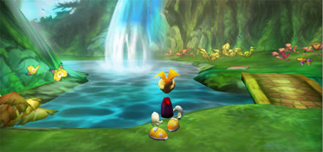 Gaming Review: Rayman 3D