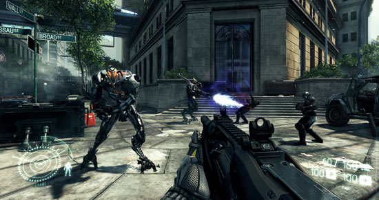 Gaming Review: Crysis 2