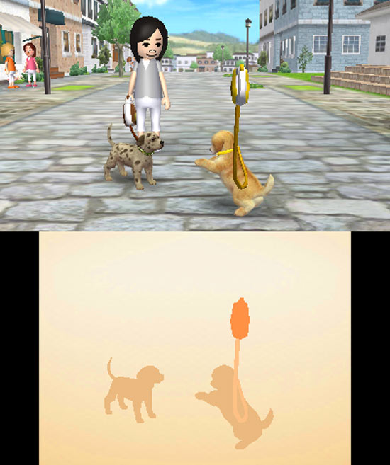 Gaming Review: Nintendogs + Cats