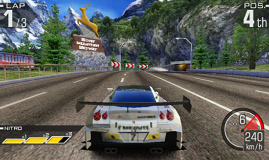 Gaming Review: Ridge Racer 3D