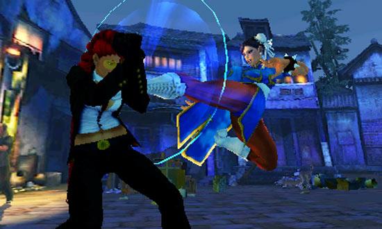 C. Viper vs Chun Li