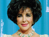 Elizabeth Taylor in 1993