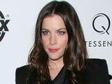 Liv Tyler at the Los Angeles premiere of 'Super' in Hollywood