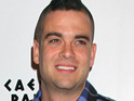 Mark Salling says that he missed being off the Glee set.