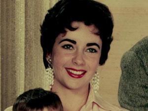 Elizabeth Taylor in 1955