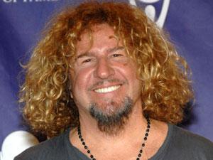 Van Halen frontman Sammy Hagar