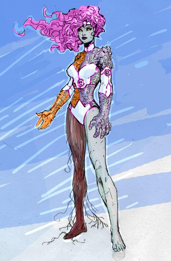 Element Woman